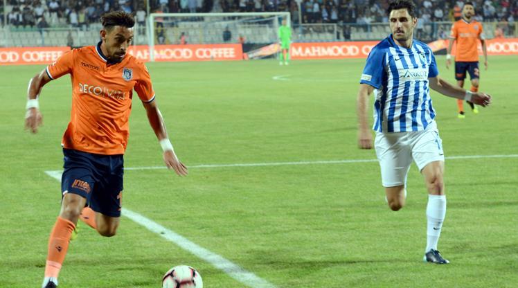 BB Erzurumspor: 0 - Medipol Başakşehir: 1