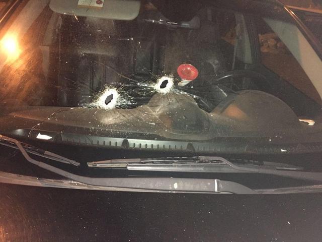 İYİ Parti milletvekili adayının aracına silahlı saldırı!