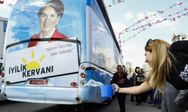 İYİ Parti'de 'ittifak' masaya yatırıldı