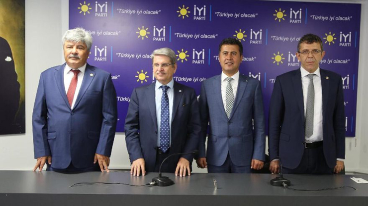 İYİ Partili Çıray: Türkiye'de yüzde 50'ye yakın devalüasyon oldu