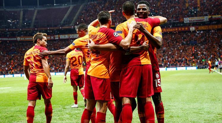 Galatasaray: 3 - Lokomotiv Moskova: 0