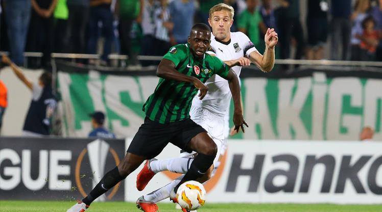 Akhisarspor: 0 - Krasnodar: 1