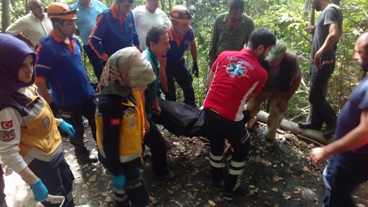 Zonguldak'da kaçak maden ocağında göçük: Bir işçi öldü