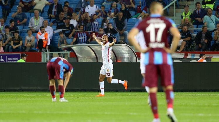 Trabzonspor: 1 - Göztepe: 2