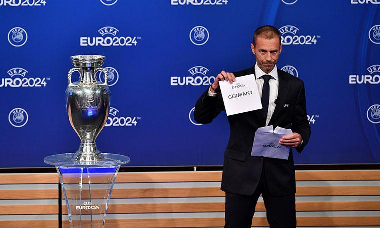 UEFA açıkladı: EURO 2024 Almanya'da düzenlenecek