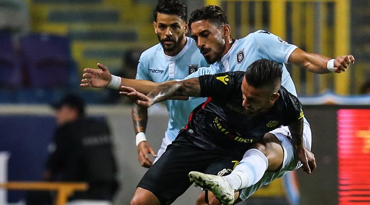 Medipol Başakşehir: 1 - Evkur Yeni Malatyaspor: 1