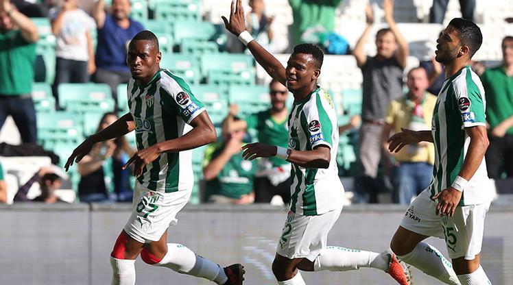 Bursaspor: 1 - Ankaragücü: 0