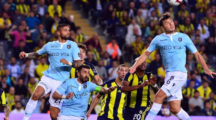 Fenerbahçe: 0 - Medipol Başakşehir: 0