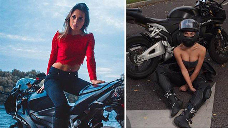 Rusya'da motoruyla ünlenen blogger korkunç kazada hayatını kaybetti