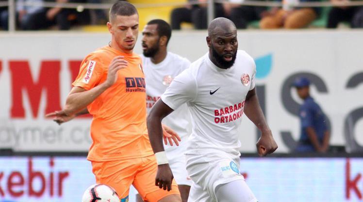 Aytemiz Alanyaspor: 0 - Antalyaspor: 1