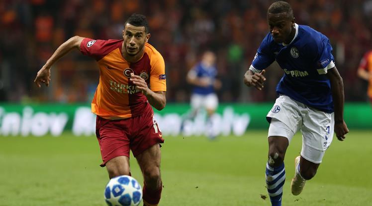 Galatasaray: 0 - Schalke 04: 0