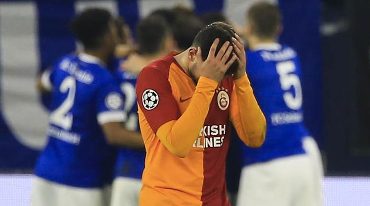 Schalke 04: 2 - Galatasaray: 0