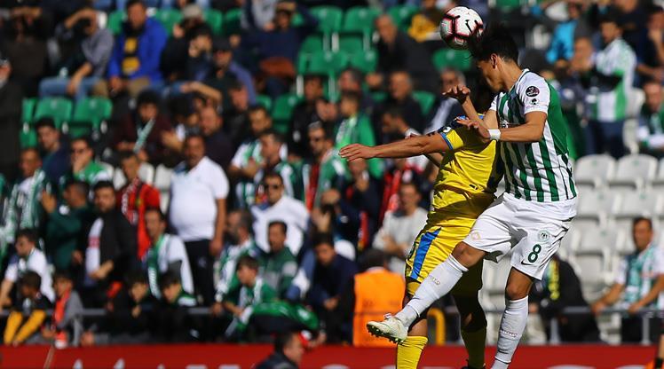 Atiker Konyaspor: 2 - MKE Ankaragücü: 0