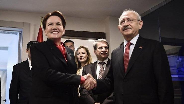 CHP - İYİ Parti ittifakı büyük şehirlerde mi olacak?
