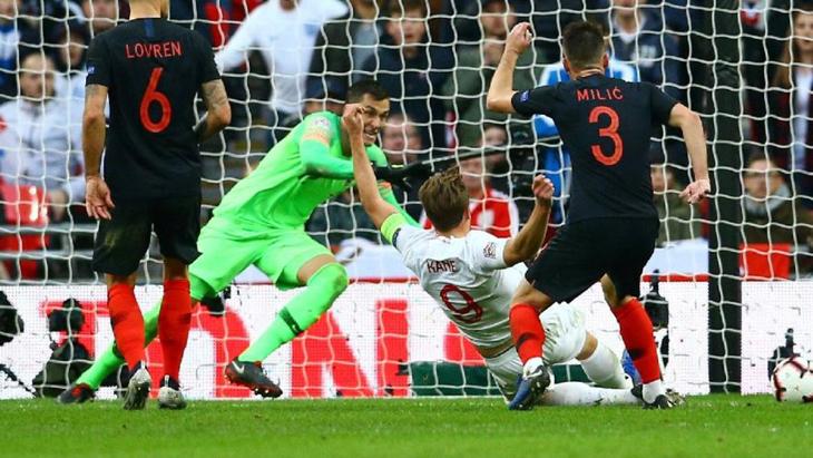 İngiltere: 2 - Hırvatistan: 1
