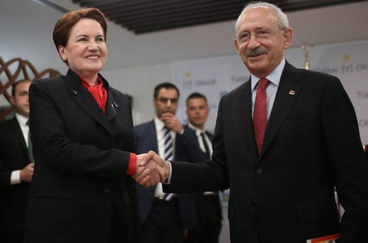 CHP ve İYİ Parti'den Ankara zirvesi: Adayımız Mansur Yavaş olacak