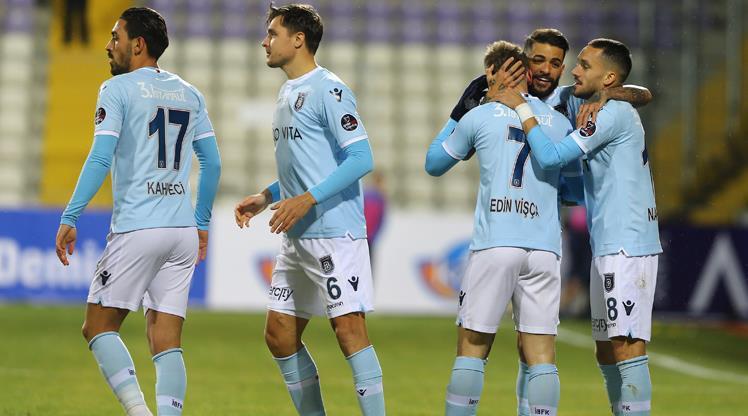MKE Ankaragücü: 0 - Medipol Başakşehir: 1