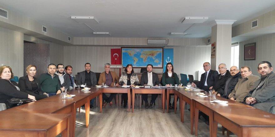 YAD Ankara Şubesi çalışıyor