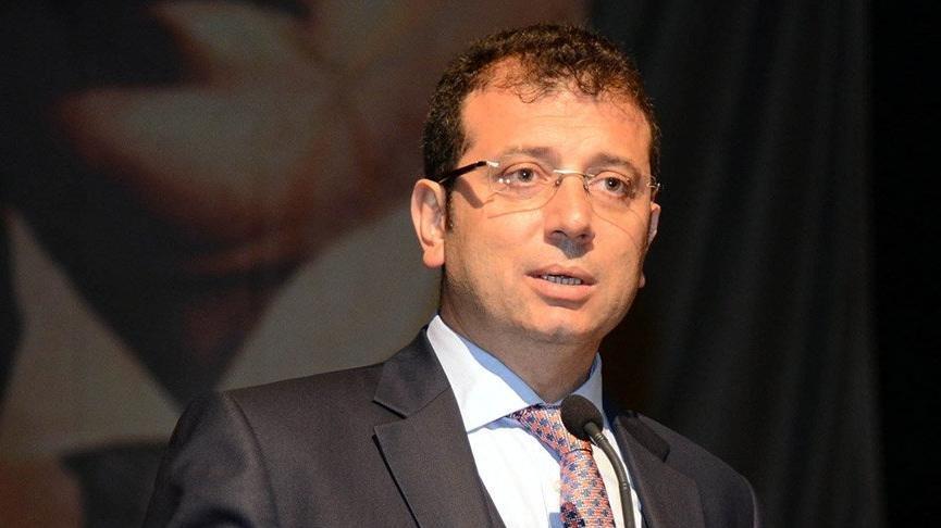 CHP'nin İstanbul adayı Ekrem İmamoğlu'ndan ilk açıklama!