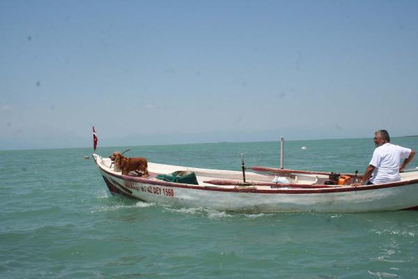 Denize Düşen Balıkçı Kayıp