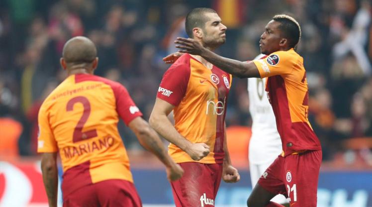 Galatasaray: 4 - Demir Grup Sivasspor: 2
