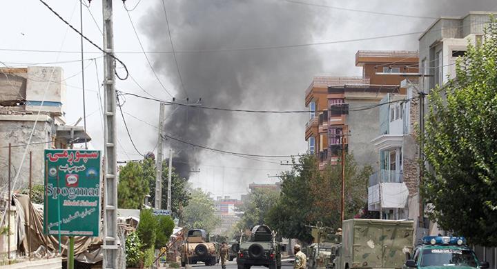 Afganistan'da intihar saldırısı! 29 ölü, 23 yaralı