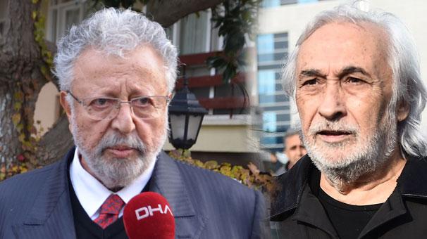 Metin Akpınar ve Müjdat Gezen'e yurt dışı çıkış yasağı!