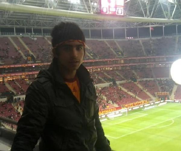 Galatasaraylı  Uğurun Katilli Bulunsun