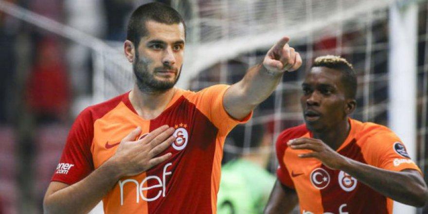 Eren Derdiyok Galatasaray'ı şikayet etti!