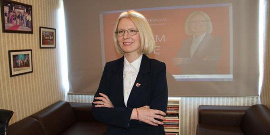 Rus asıllı kadın Türkiye'den başkan adayı
