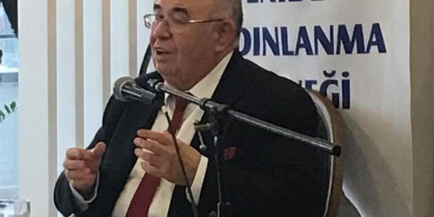 Sakin Öner YAD konferansında Türk milliyetçiliğinin sorunlarını anlattı