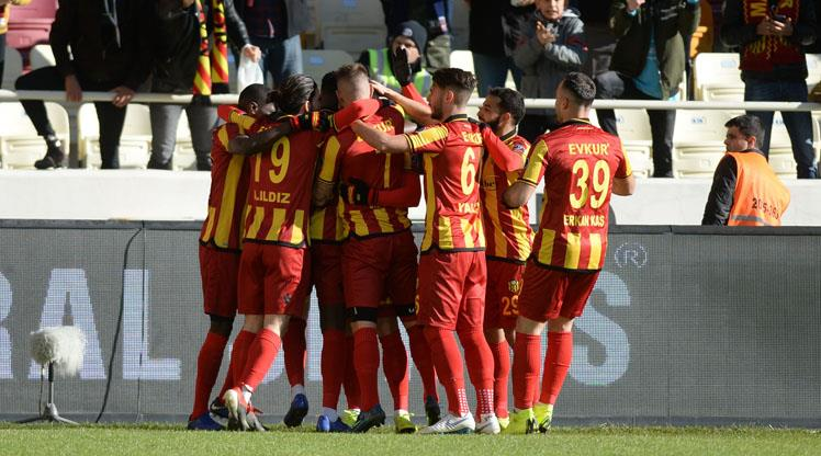 Evkur Yeni Malatyaspor: 3 - Göztepe: 2