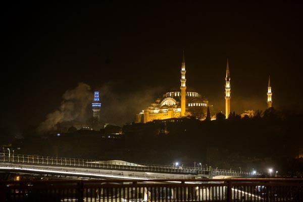 İstanbul'da yangın! Ölü ve yaralılar var