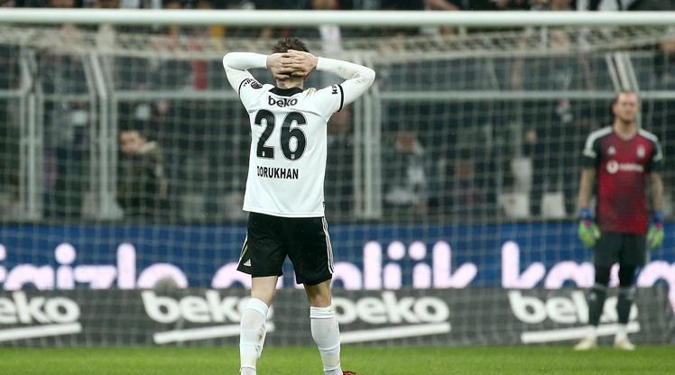 Beşiktaş: 1 - BŞB Erzurumspor: 1
