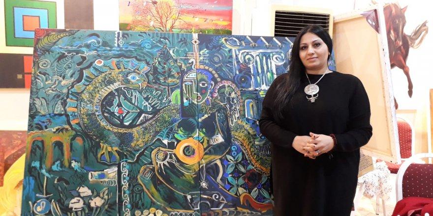 3.Uluslararası Türk Dünyası sanat çalıştayı Adana'da yapılıyor