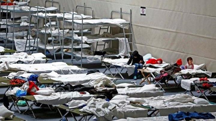 Suriye'deki kampta 29 çocuk soğuktan hayatını kaybetti