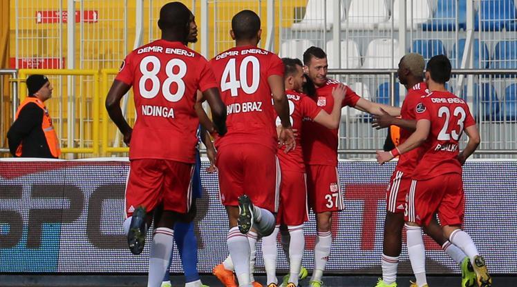 Kasımpaşa: 1 - Demir Grup Sivasspor: 3