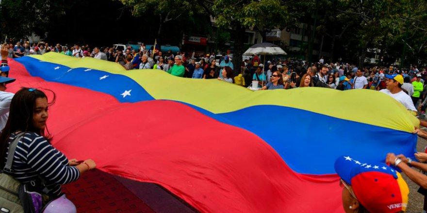O üç ülkeden flaş Venezuela kararı!