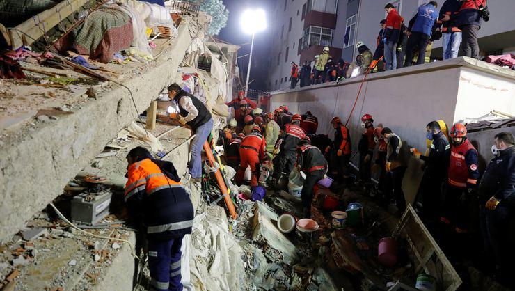Kartal'da çöken bina enkazında ölen ve yaralananların kimlikleri belli oldu