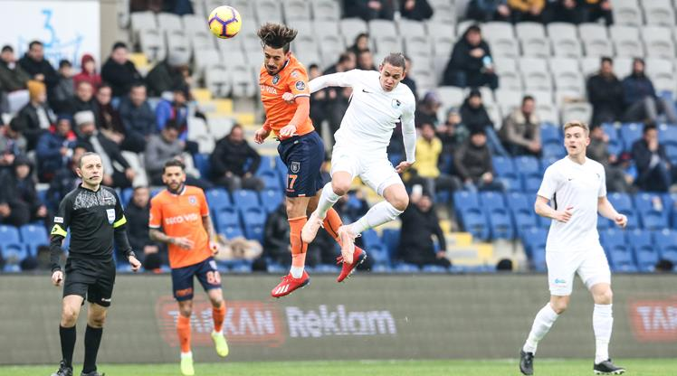 Medipol Başakşehir: 1 - BB Erzurumspor: 1