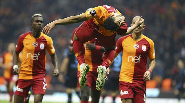 Galatasaray: 3 - Trabzonspor: 1