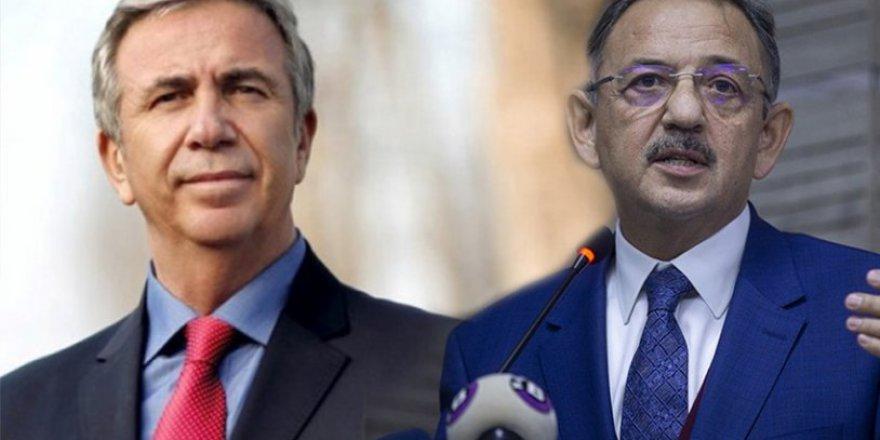 Yavaş'tan Ak Parti Adayı Mehmet Özhaseki'ye suç duyurusu