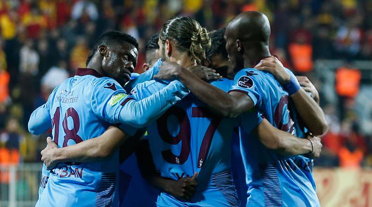 Göztepe: 1 - Trabzonspor: 3