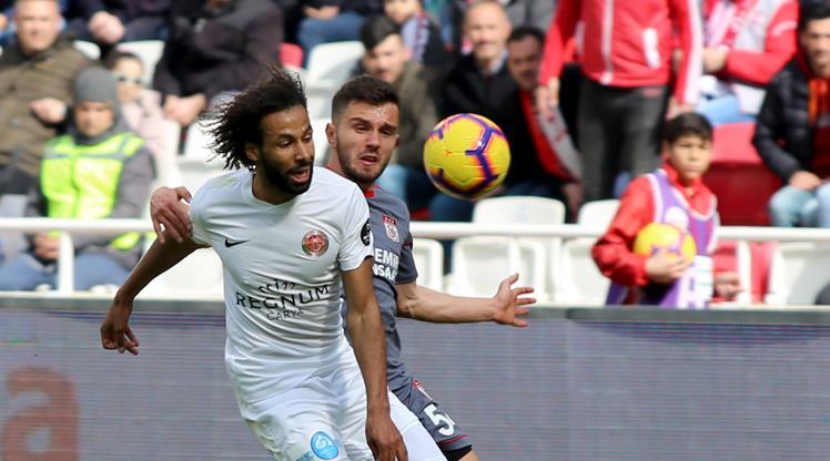 Demir Grup Sivasspor: 1 - Antalyaspor: 2