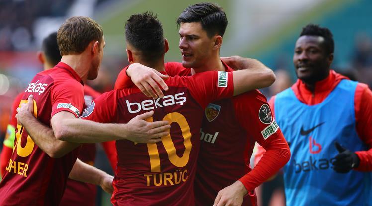 Atiker Konyaspor: 0 - İM Kayserispor: 1
