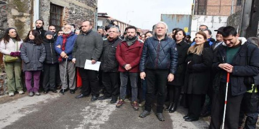 Tarihi Elektrik Fabrikası özelleştirmesine tepki