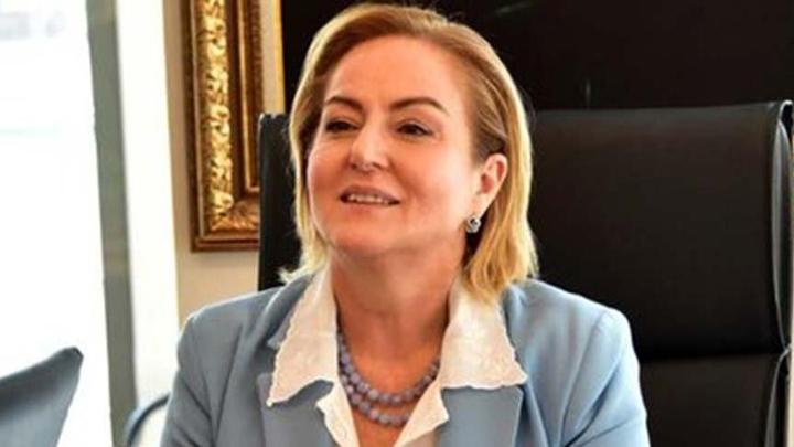 Mersin'de İYİ Parti'nin destekleyeceği aday Ayfer Yılmaz