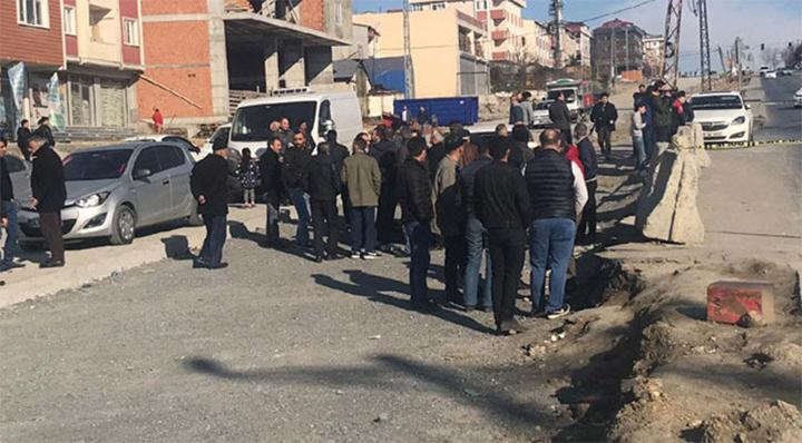 Arnavutköy'de silahlı çatışma: Üç ölü üç yaralı