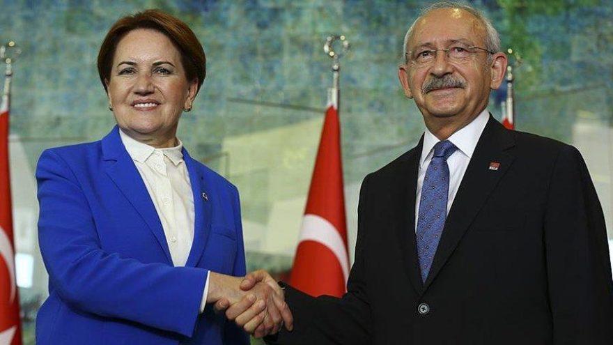 Akşener ile Kılıçdaroğlu ortak miting için Denizli'ye gidiyor
