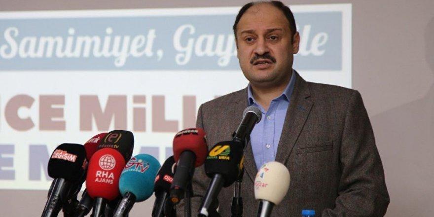 ''Din AKP'nin tekelinde olan bir şey değil. Bunu herkes kullanabilir.''
